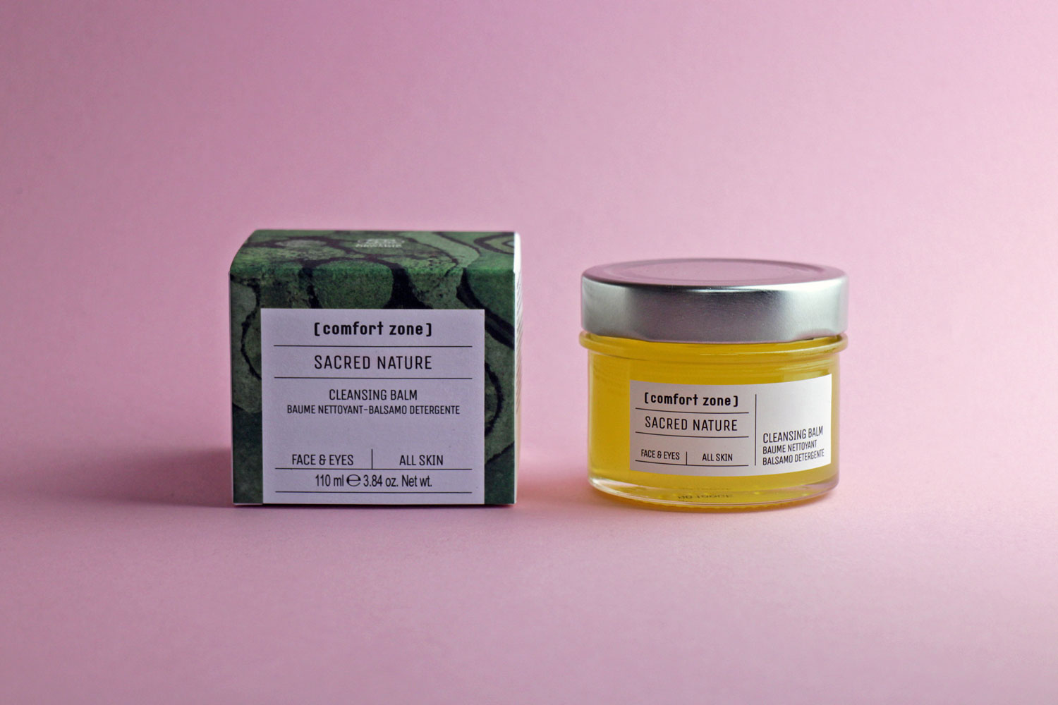 Comfort Zone Sacred Zone Cleansing Balm