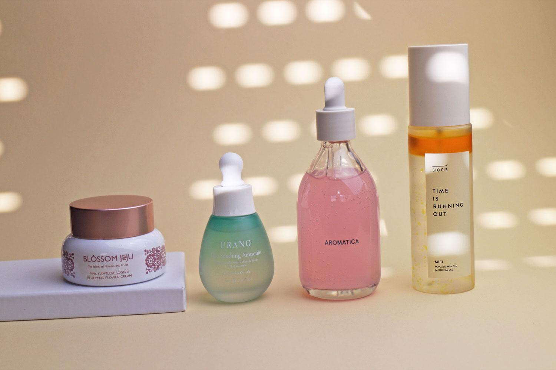 Koreanische Naturkosmetik Miin Cosmetics