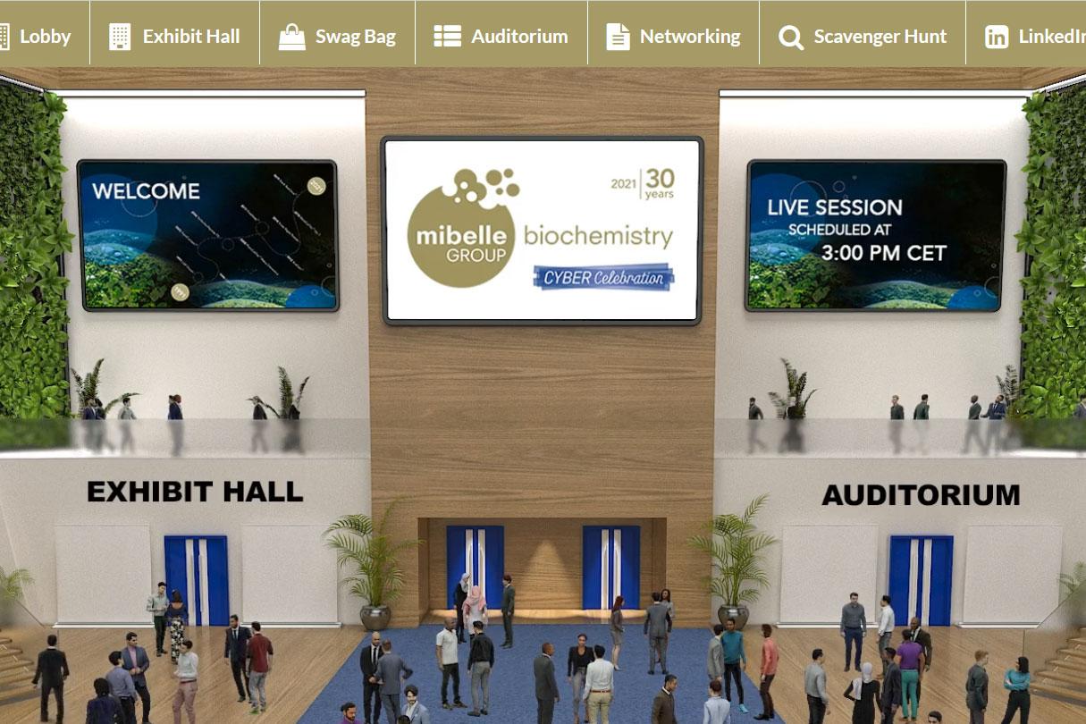 Mibelle Biochemistry Cyber Celebration
